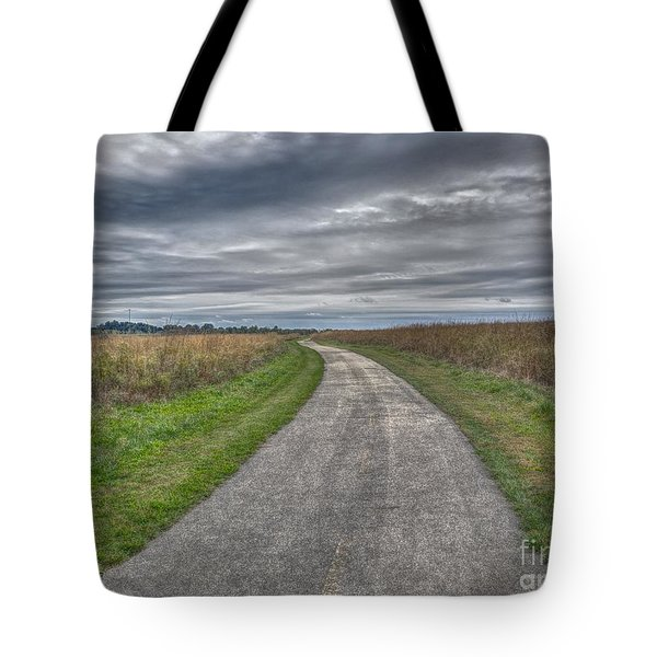 Walnut Woods Pathway - 1 Tote Bag
