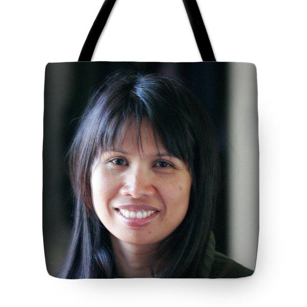 Waree's Lovely Smile Tote Bag
