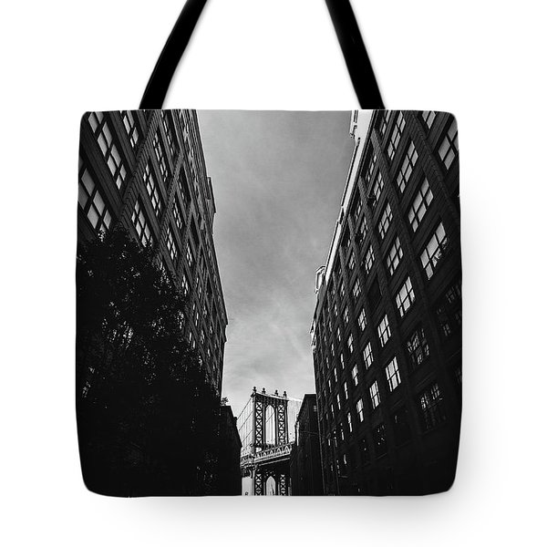 Washington Street Tote Bag