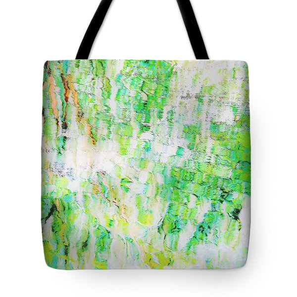 Water Colored  Tote Bag