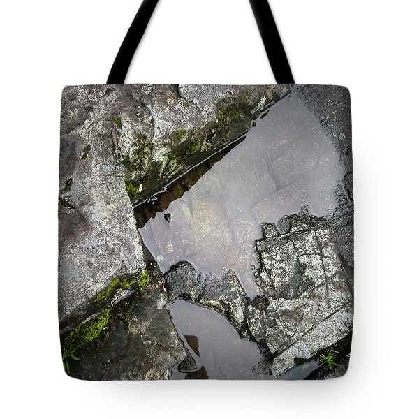 Tote Bag featuring the photograph Water On The Rocks 2 by Juan Contreras