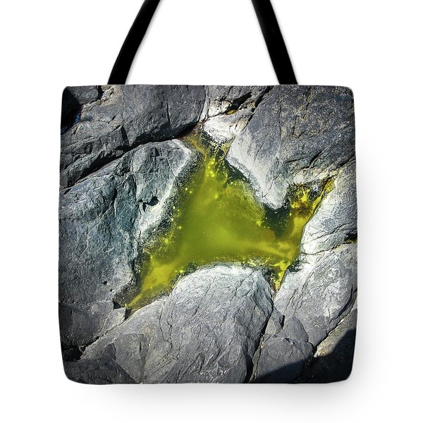 Tote Bag featuring the photograph Water On The Rocks 5 by Juan Contreras