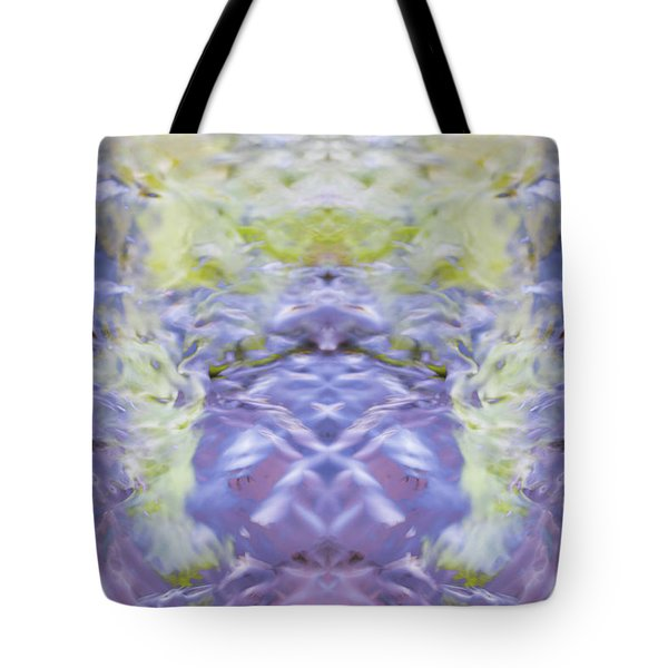 Water Ripples The Grass Tote Bag