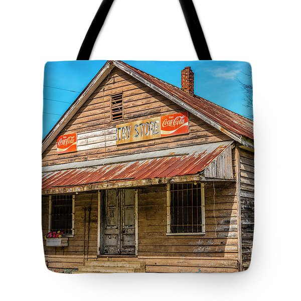 Wateree Country Store  Tote Bag