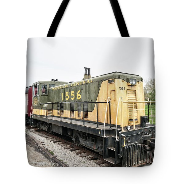 Waterloo Central Tote Bag