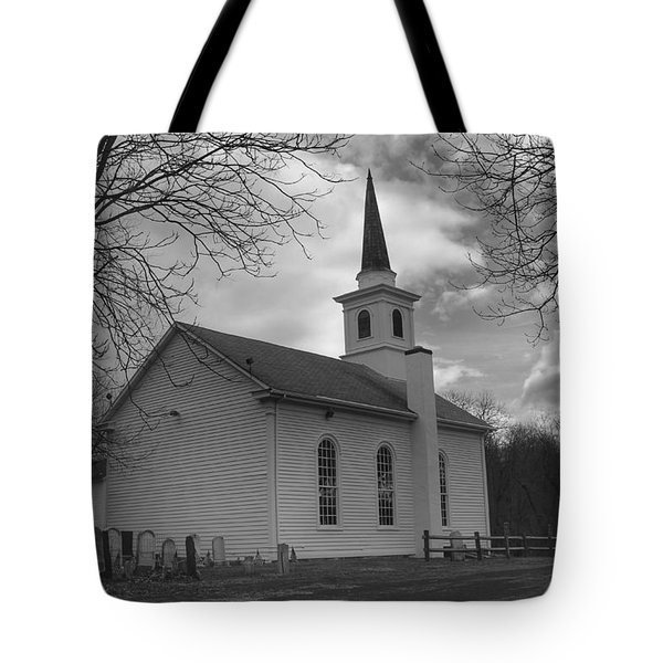 Waterloo United Methodist Church - Back Tote Bag