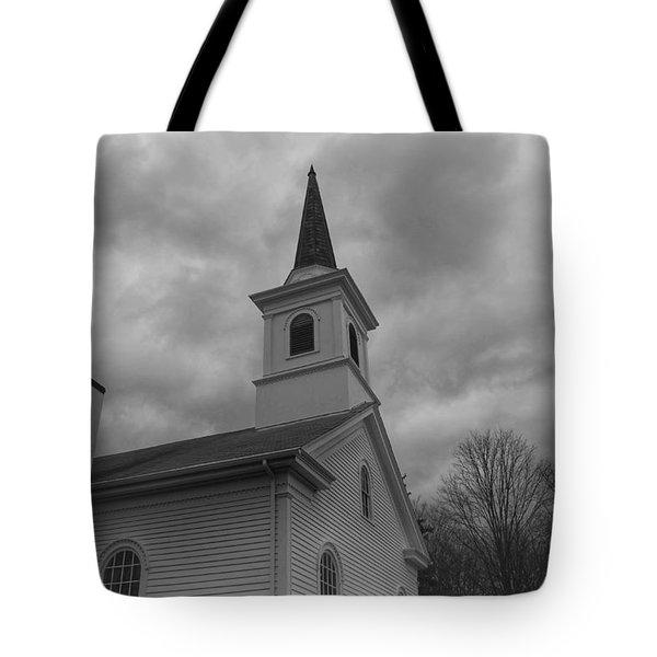 Waterloo United Methodist Church - Detail Tote Bag