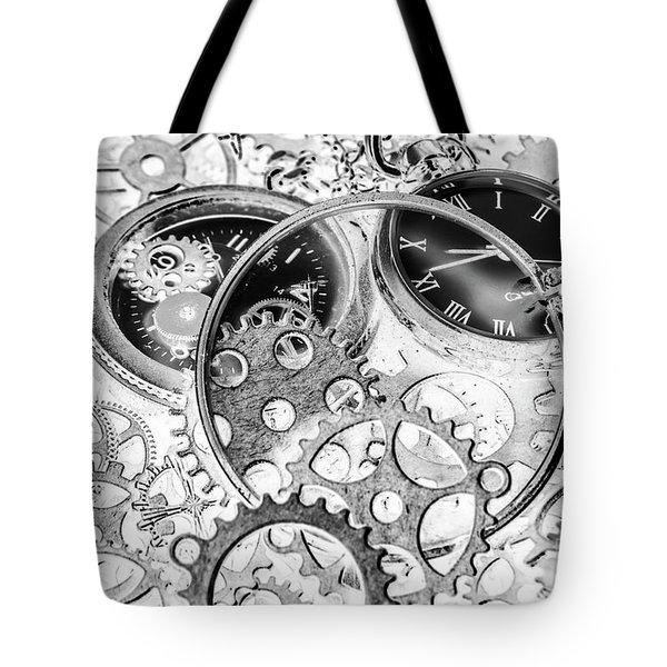 Wayback Watch Workshop Tote Bag
