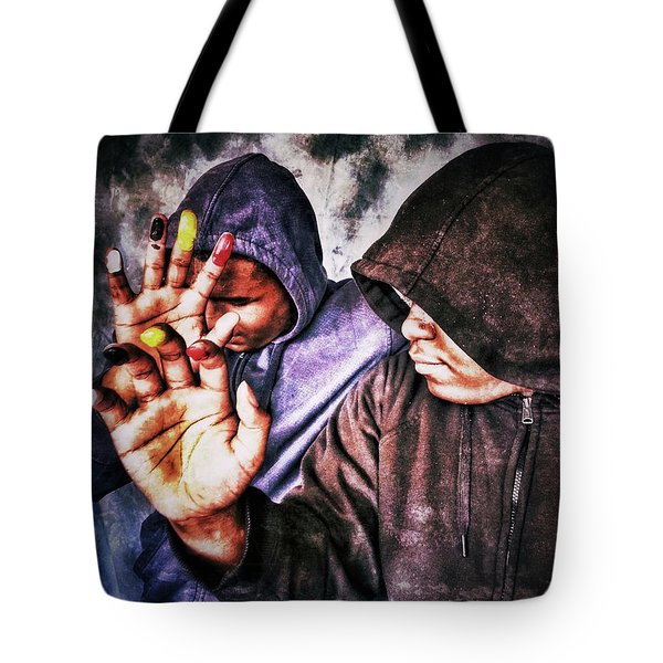 We Are One IIi Tote Bag