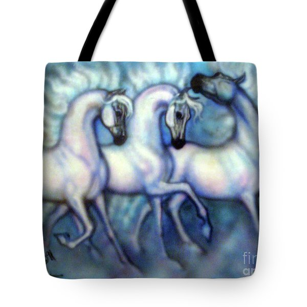 We Three Kings Tote Bag