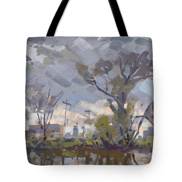 Weather Mood Tote Bag