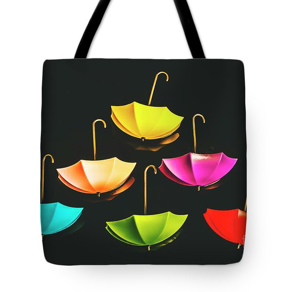 Weather Or Not Tote Bag