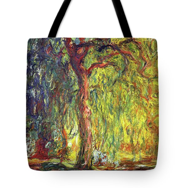 Weeping Willow - Digital Remastered Edition Tote Bag