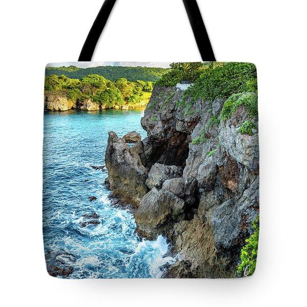Welcome To Portland Jamaica Tote Bag