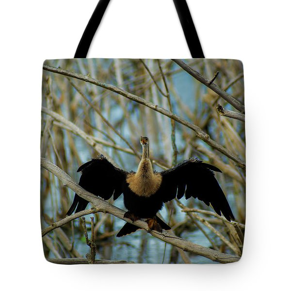 Welcome To The Stick Jungle Tote Bag