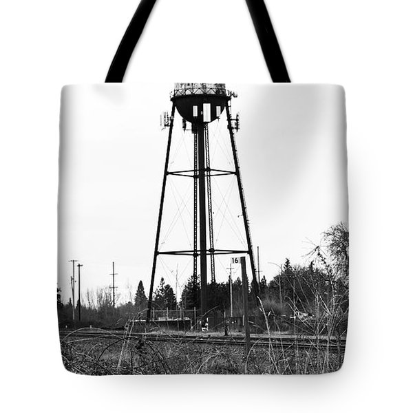 Weldwood Water Tower Tote Bag