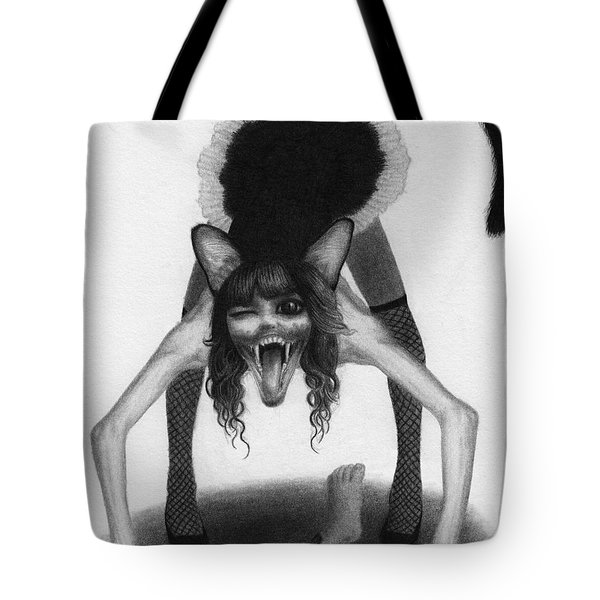 Wereneko Artwork Tote Bag