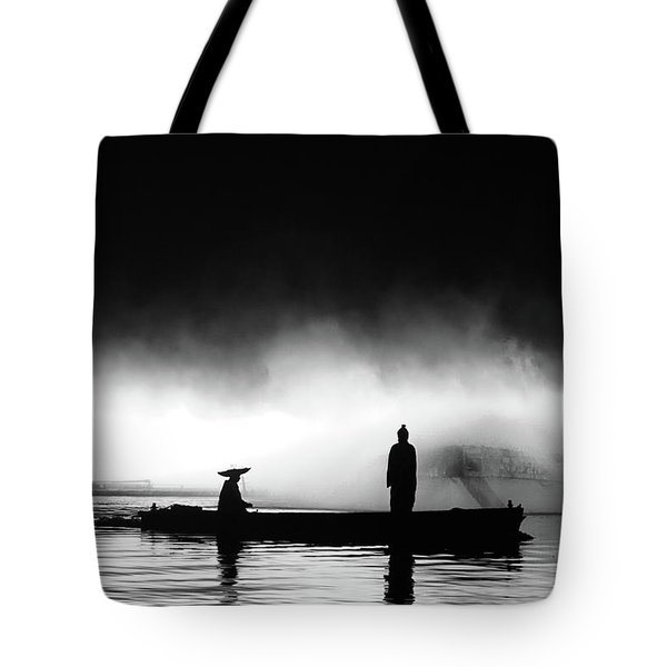 West Lake Tote Bag
