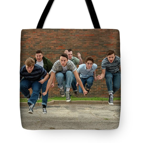 West Side Story 1  Tote Bag