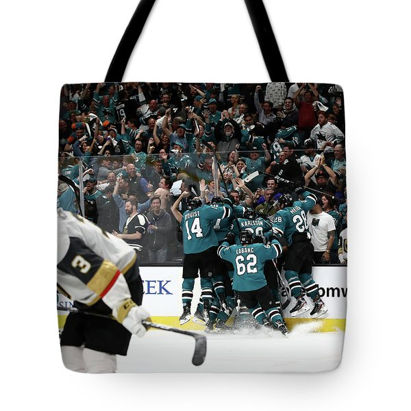 Western Conference Tote Bag