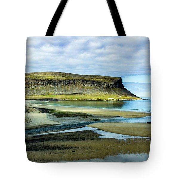 Westfjords, Iceland Tote Bag