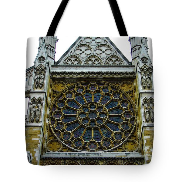 Westminster Abbey 2 Tote Bag