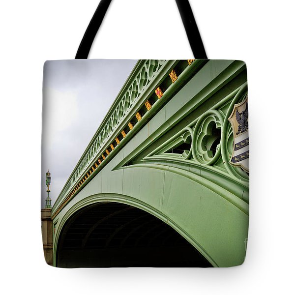 Westminster Bridge Tote Bag