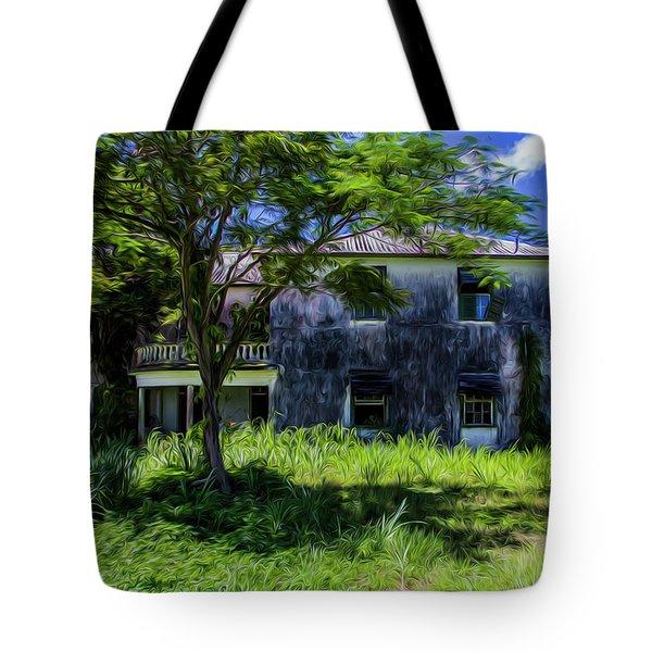 Westmoreland Plantation Tote Bag