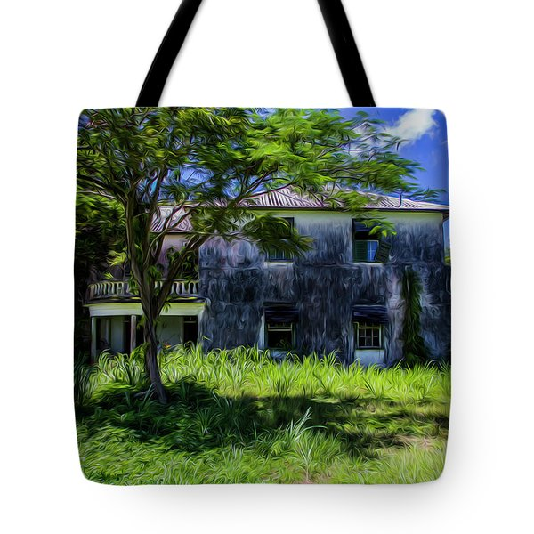 Westmoreland Plantation Tote Bag