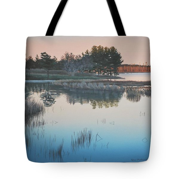Wetland Reverie Tote Bag