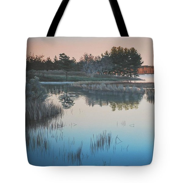 Wetland Reverie Tote Bag