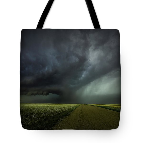 When Cells Collide Tote Bag
