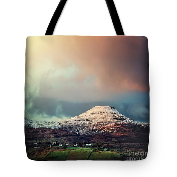 When The Sun Begins To Shine Tote Bag