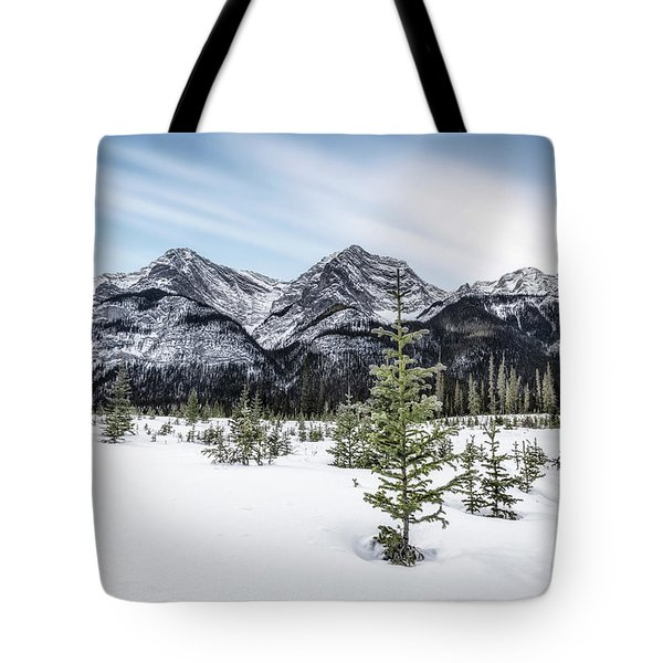 When Winter Comes Tote Bag