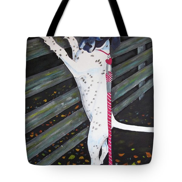 Where Did It Go? Tote Bag