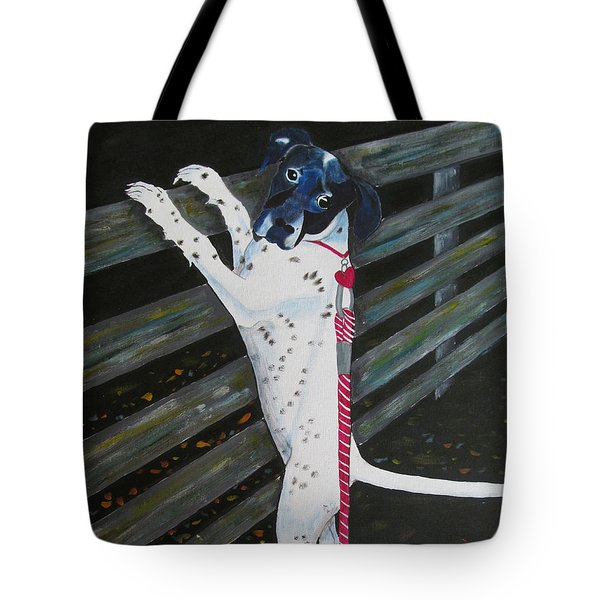 Where Are They? Tote Bag