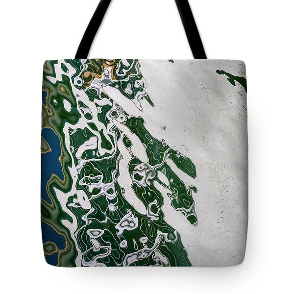 Whimsical Reflection Tote Bag