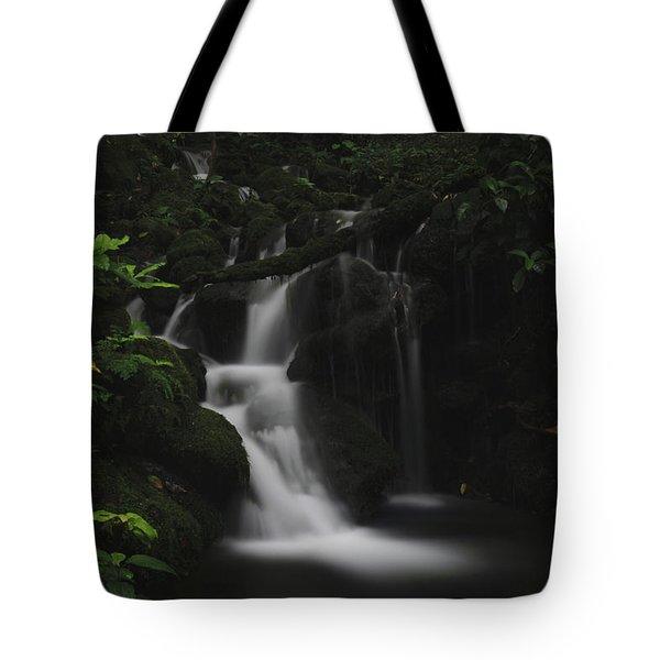 Whisper My Name Tote Bag
