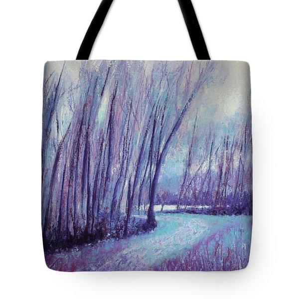 Whispering Woods Tote Bag