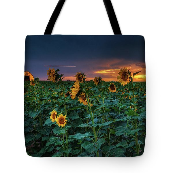 Tote Bag featuring the photograph Whispers Of Summer by John De Bord