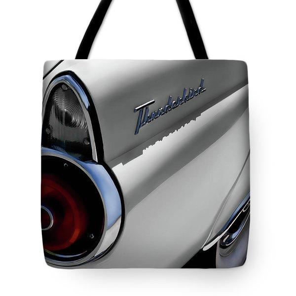 1955 T-bird Tote Bag