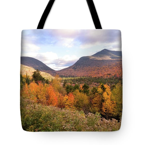 White Mtns Waterville Valley 2 Tote Bag