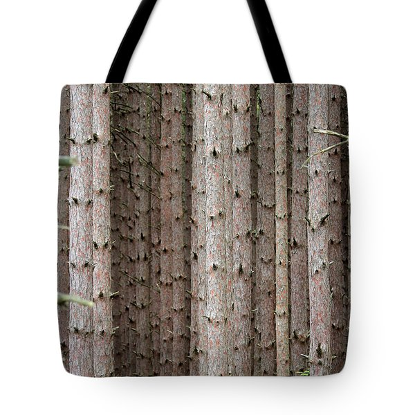 White Pines Tote Bag