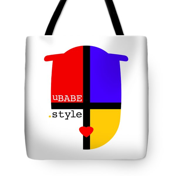 White Style Tote Bag