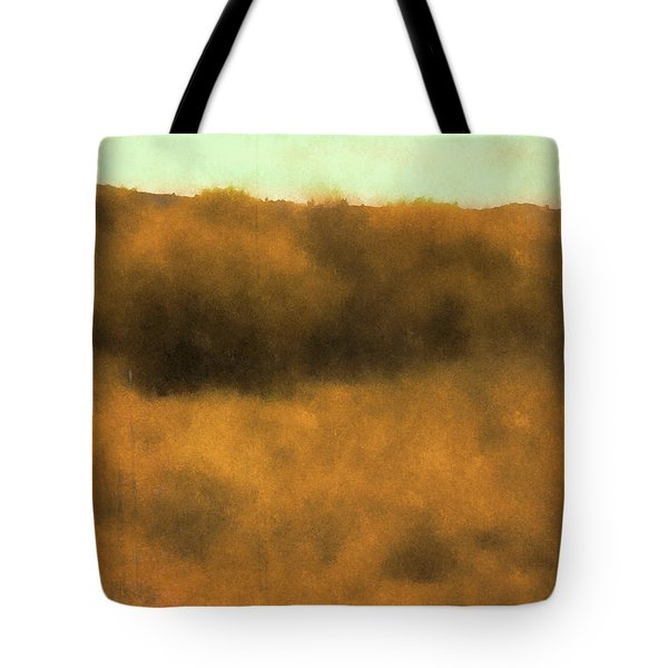 Wild And Golden Tote Bag