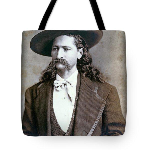 Wild Bill Hickok  1873 Tote Bag