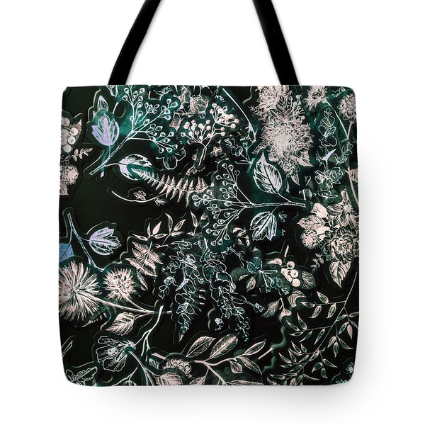 Wild Decorations Tote Bag