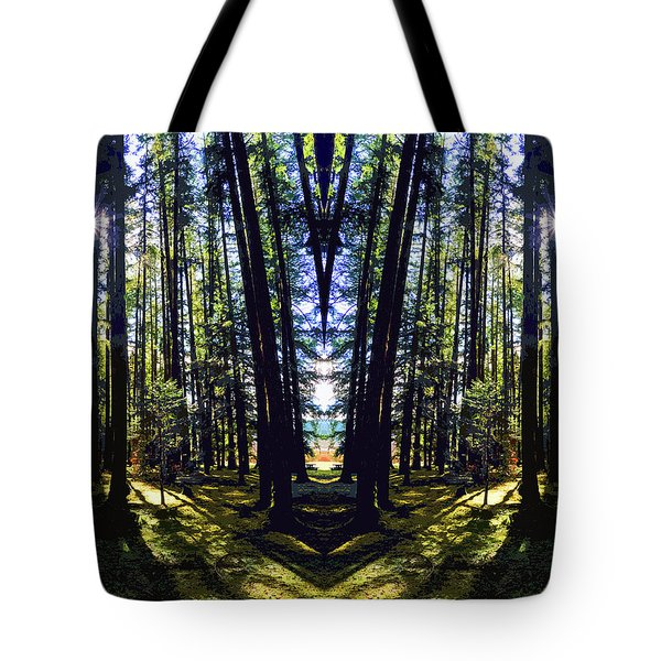 Wild Forest #1 Tote Bag