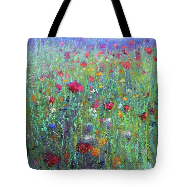 Wild Meadow Tote Bag