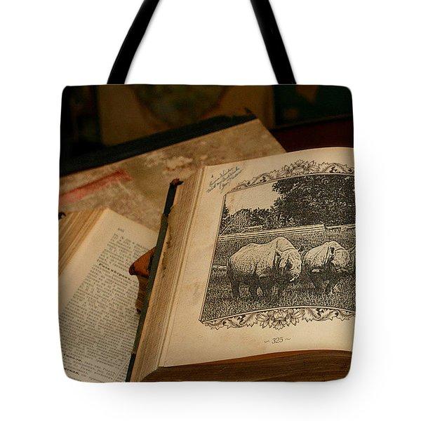 Wild Wonders Tote Bag